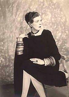 Nancy Cunard (writer, heiress and political activist)
