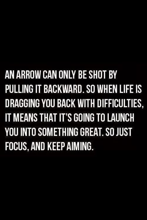 ... just take aim