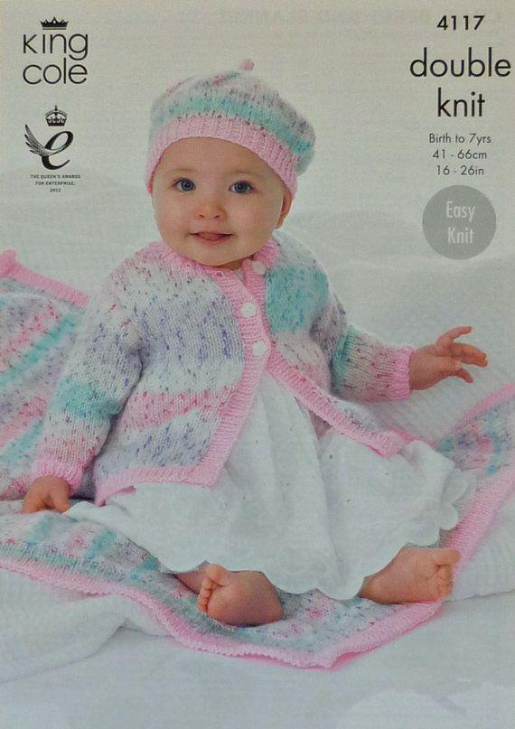 97 mejores imágenes de Baby knits 4 en Pinterest   Prendas de punto ...