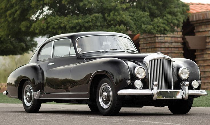 1954 Bentley R-Type Continental Fastback Sports Saloon by Franay 1-wide
