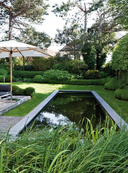 Les 289 meilleures images propos de jardin et terrasse sur pinterest jardins haies et piscines - Petit espace ontwerp ...