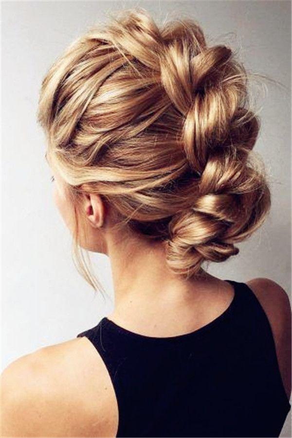 20 Best Hair Updo Ideas for Medium Length Hair