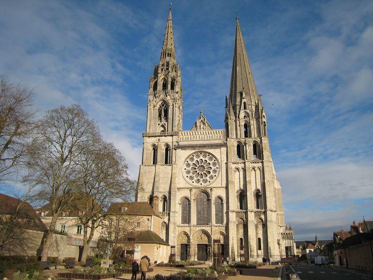20 best images about les sites class s l 39 unesco on pinterest voyage north tower and carmen - Office de tourisme de chartres ...