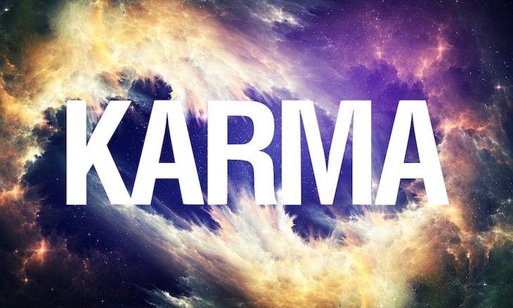 Δώδεκα λιγότερο γνωστοί νόμοι του Κάρμα που θα σας αλλάξουν Τι είναι το Κάρμα; Κάρμα είναι η σανσκριτική λέξη για την ανάληψη δράσης. Είναι ισοδύναμο με