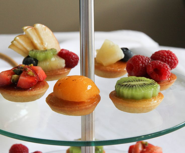 Fruits Tartlette