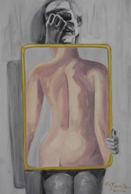 Σπουδή σε γυμνό μοντέλο