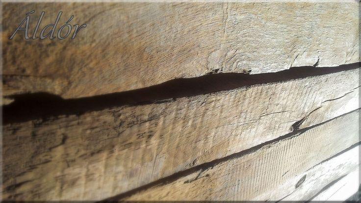 Old oak beam, öreg tölgyfa gerendák