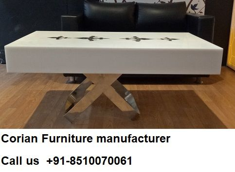 Corian Table top Dining Tables