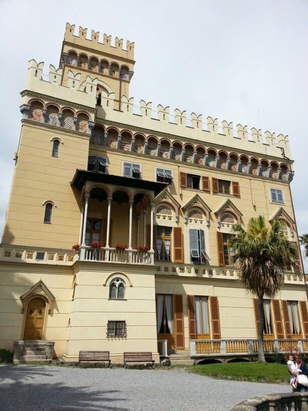 Arenzano Villa Negrotto Cambiaso