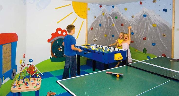 Kinderspielzimmer im Avidea