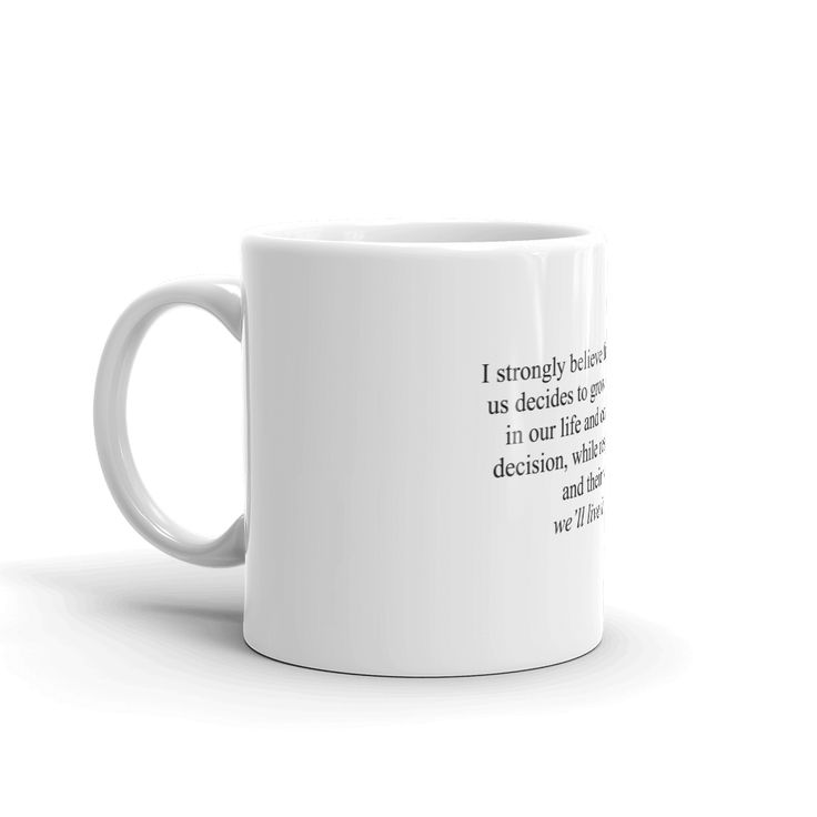 Ewen's Store - Live In Peace Mug