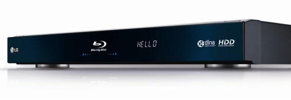 HDTV Receiver, Blu-Ray or HD Media Player