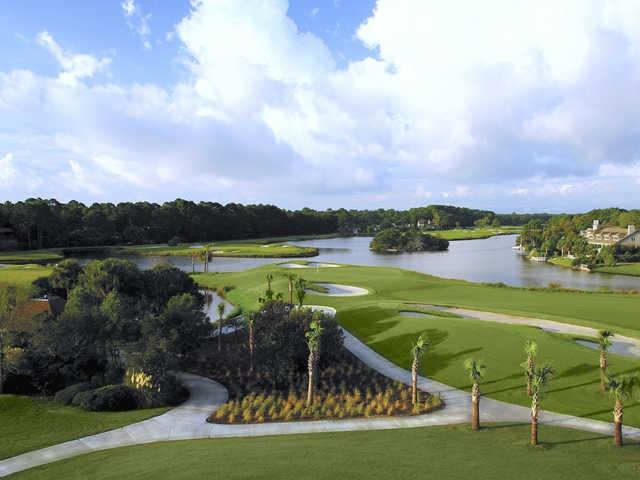 Golf+Courses+On+Hilton+Head+Island
