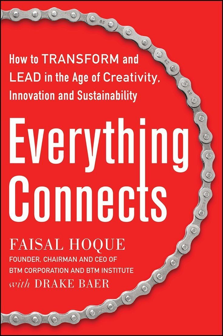7 best books on innovation images on pinterest design thinking everything connects how to transform and lead in the age of creativity innovation malvernweather Choice Image