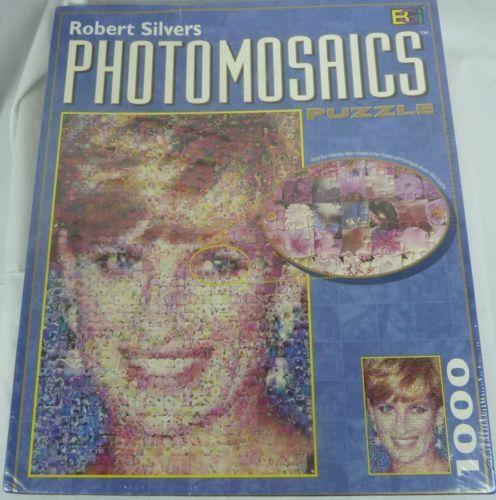 ROBERT SILVERS | Photomosaics