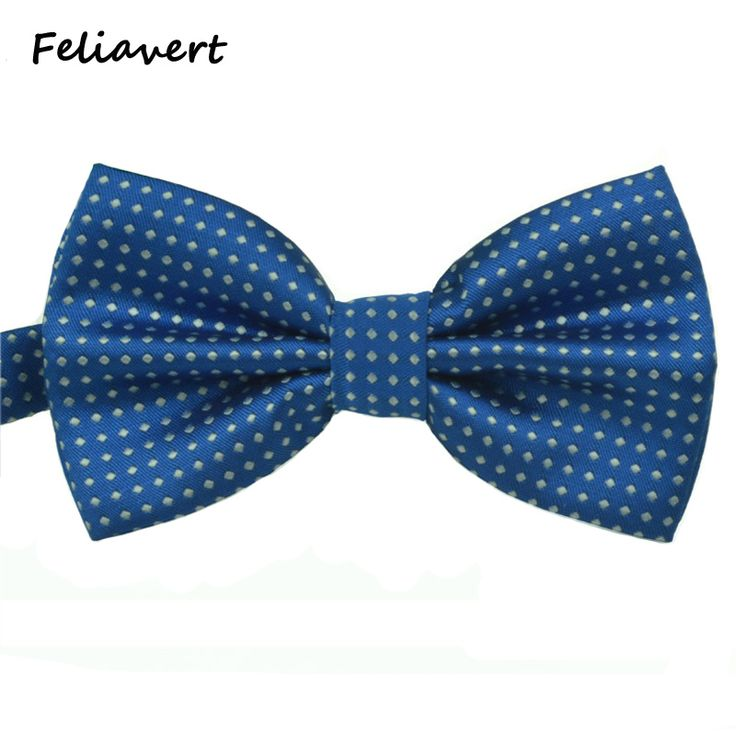 Fashion Bow Tie 2016 New Formal Party Apparel Accessory Mens Ties Spot Style Multicolor Butterfly   Polyester Dot gents Bowtie