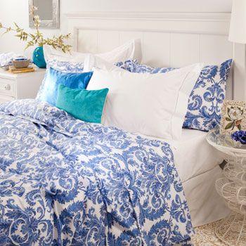 Possible guest-bedroom.  Zara Home. Bed Linen - Bedroom - Belgium