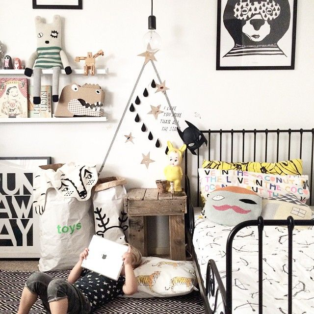 Nos encanta design children pinterest instagram for Chambre instagram