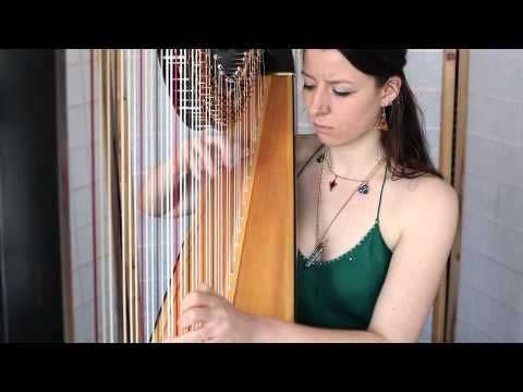 ▶ Koji Kondo - Fairy Fountain (from The Legend of Zelda series) - Amy Turk, Harp - YouTube