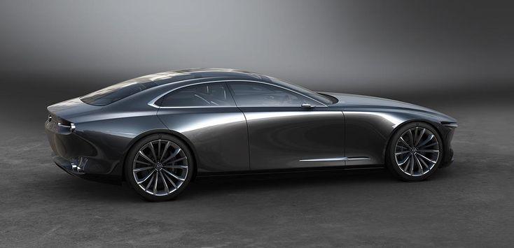 やばいカッコよさ マツダが次世代デザインコンセプトカー「VISION COUPE」「魁 CONCEPT」を発表