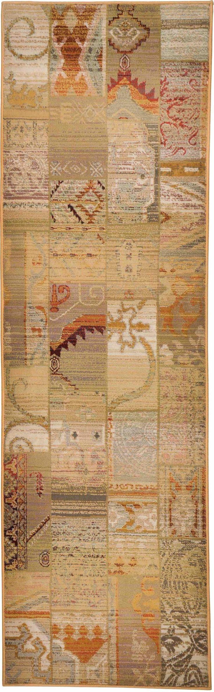 Läufer, Oriental Weavers, »Gabiro 5504«, Melange-Effekt, gewebt Jetzt bestellen unter: https://moebel.ladendirekt.de/heimtextilien/teppiche/laeufer/?uid=116d4ecc-2b66-5d65-afeb-01987c09494a&utm_source=pinterest&utm_medium=pin&utm_campaign=boards #möbel #laeufer #heimtextilien #orientteppiche #teppiche