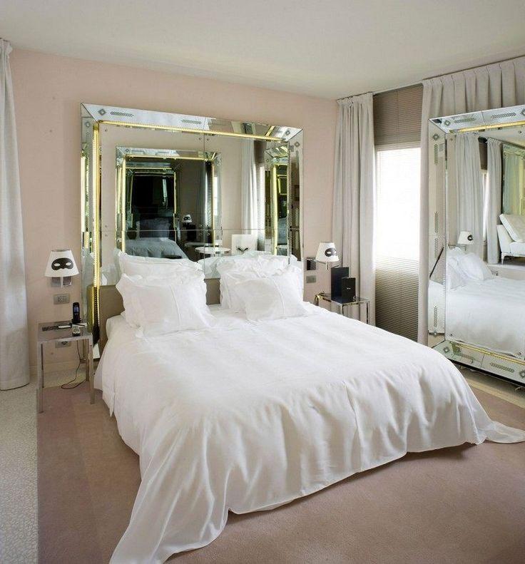 Les 25 meilleures idées de la catégorie Tête de lit en miroir sur ...