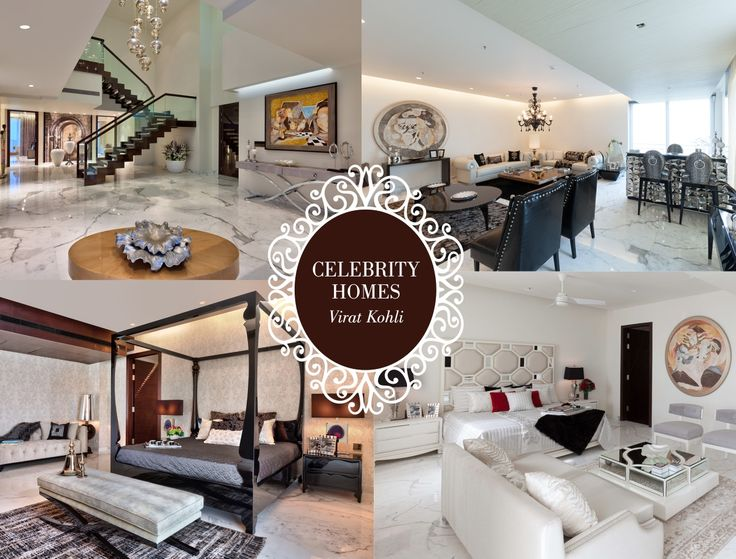 Virat's swanky penthouse exudes perfect combination of style and sophistication. #CelebrityHomes #BestHomes #SaturdaySwag #HomesFurnishings #Interiors #Decor #Furnishings #ViratKohli