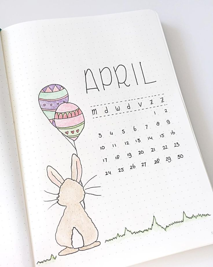 150+ Bullet Journal Monthly Cover Ideas [2020 New Edition]