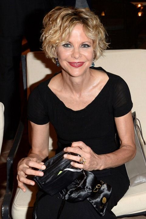 Meg Ryan, now 51, resurfaced recently looking refreshed