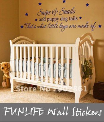 Best Baby Boy Nursery Images On Pinterest - Baby boy nursery wall decals