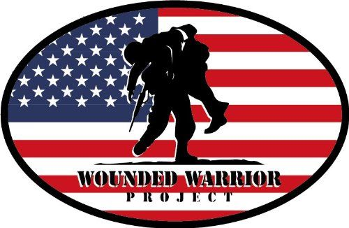 Wounded Warrior Project Usa Flag Patr 3 70 Topseller
