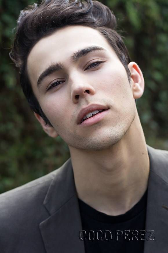EXCLUSIVE! Max Schneider smolders in his edgy photo shoot!