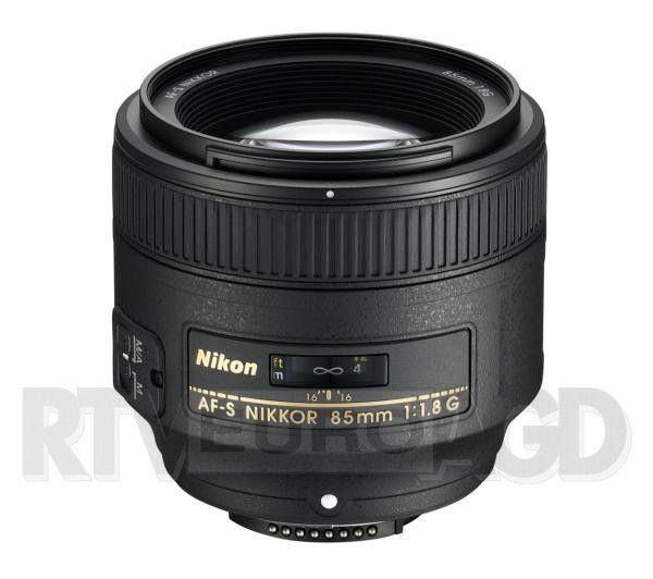 Nikon AF-S Nikkor 85 mm f/1,8G