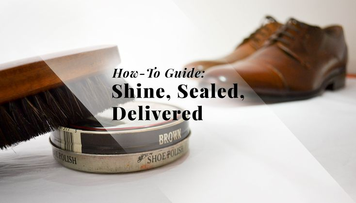 The world is full of shoes, beat up shoes, in need of a good shine. Follow this step by step guide to learn how to shine shoes the right way.