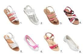 les sandales 2013 des filles plat - Recherche Google
