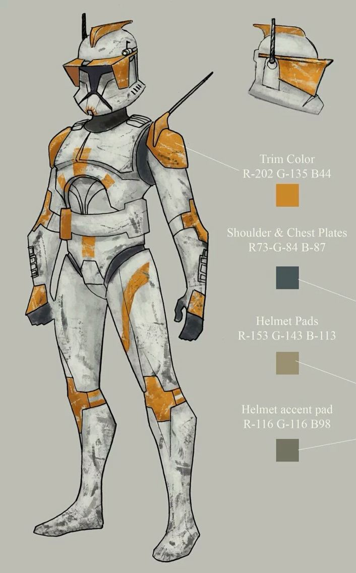 221 best star wars clone troopers images on pinterest clone