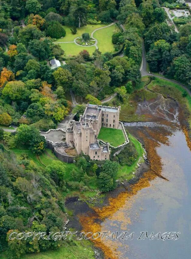 Dunvegan Castle | Home to the Clan McLeod of Scotland for the past 800 years