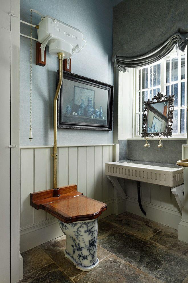 Victorian Bathroom Design