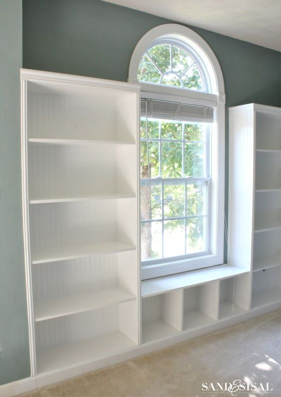 how to build a transom window