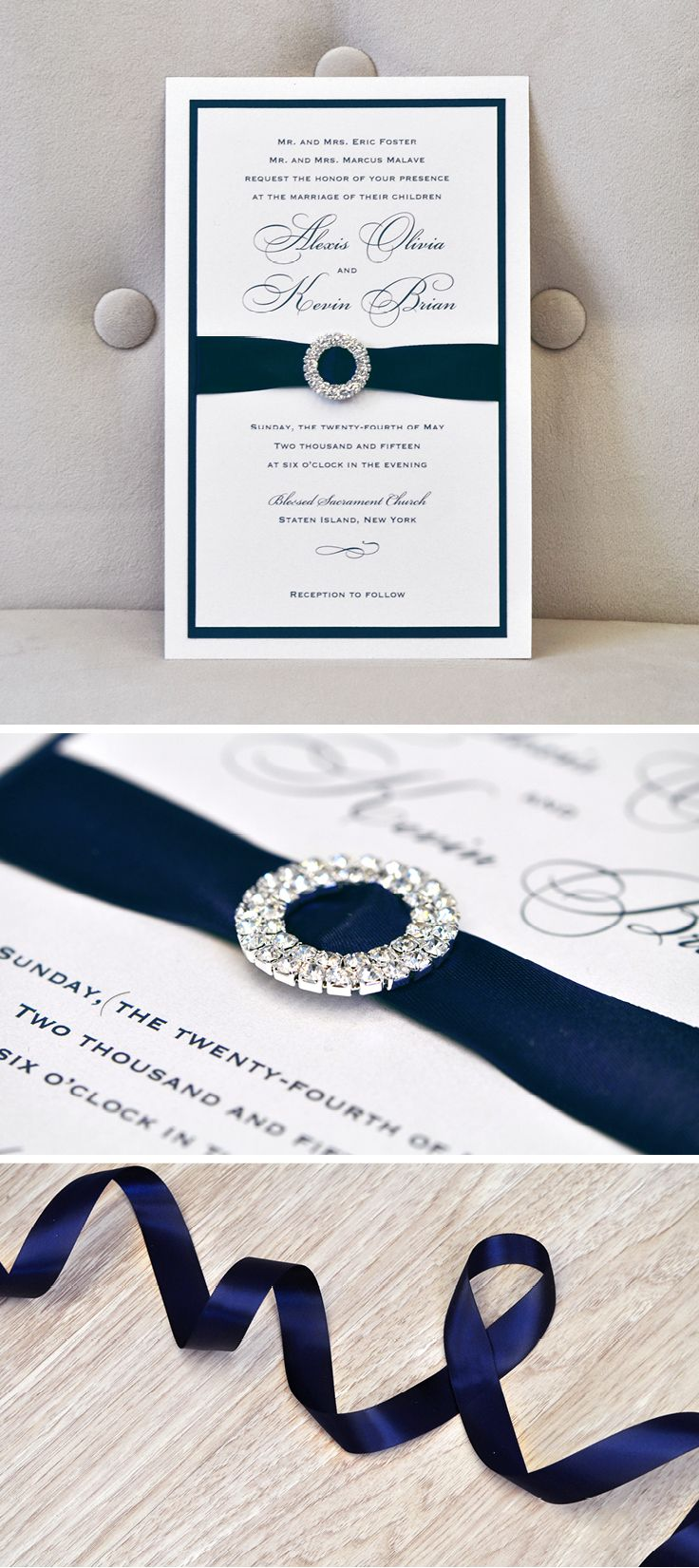 219 Best Wedding Invitations Images On Pinterest Bridal