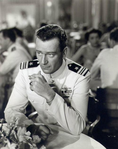 John Wayne ~~ Operation Pacific (1951)