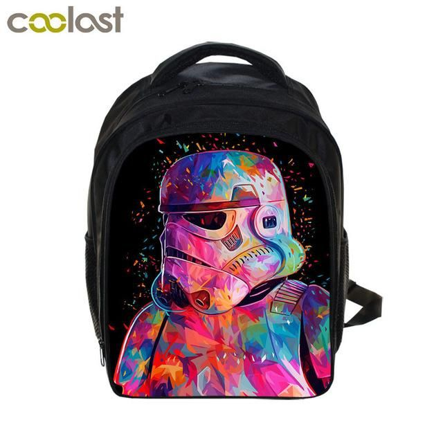 Star Wars Backpack For Boys School Bags Kids Daily Backpacks Children Backpack Book Bag Bags Schoolbags Best Gift Bag Mochila