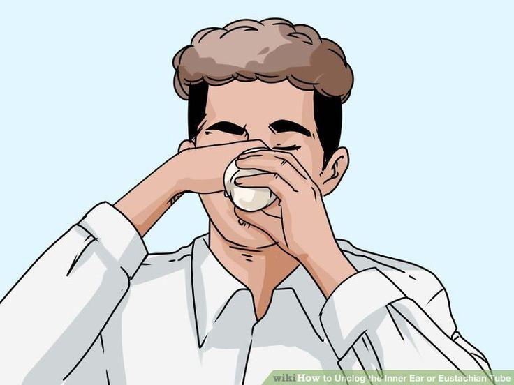 How to Unclog the Inner Ear or Eustachian Tube: 14 Steps