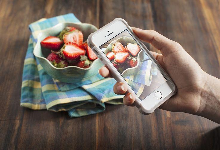 A tavola con la fotocamera: i trucchi della food photography