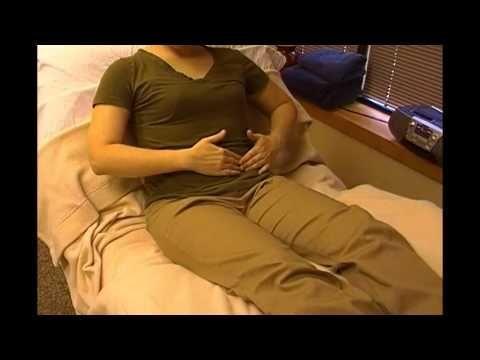 Lymphatic Drainage for the Legs - Self Massage from MassageByHeather.com
