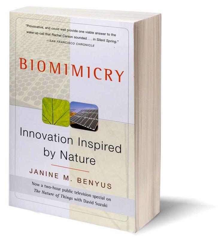 Janine Benyus – Biomimicry Institute