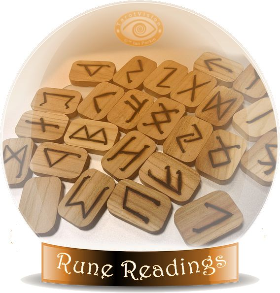 """If you are a metaphysical truth seeker, this """"Ancient Runes Oracle of Self"""" is a must."""