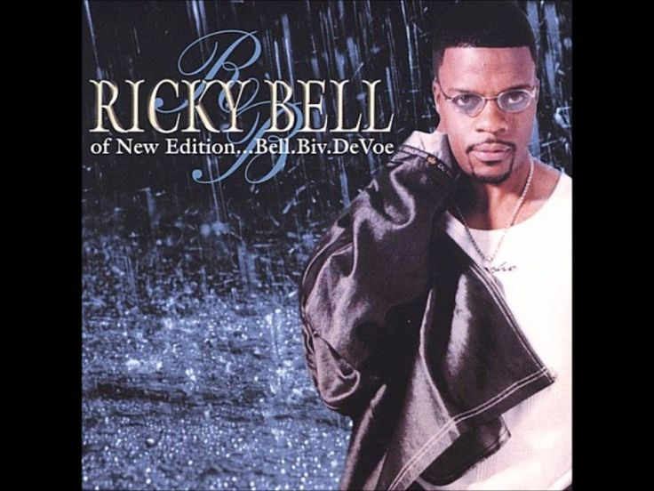 Ricky Bell of New Edition..Bell.Biv.DeVoe - Struggle (Urban Mix) (Duet W...