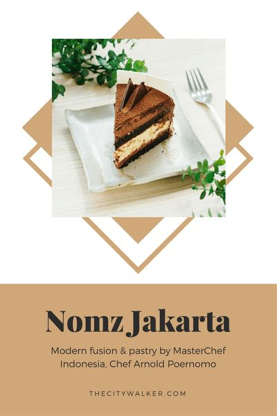 Indonesian Cafe | Foodie Travel | Eat Like A Local by MasterChef Indonesia, Chef Arnold Poernomo.
