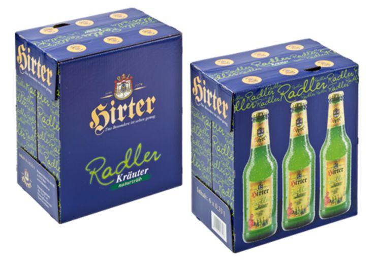 #Automatenverpackung für 6er Bier • Entwicklung einer Alternative zum klassischen #Bier-Träger mit #Tragegriff. • Integriertes Trageband, dadurch kein Platzverlust beim Stapeln • Große Werbefläche • #T4P, #Getränkeverpackungen